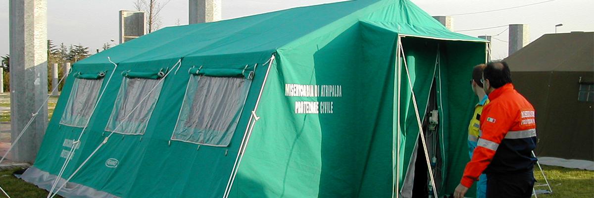 Protezione Civile - Misericordia di Atripalda